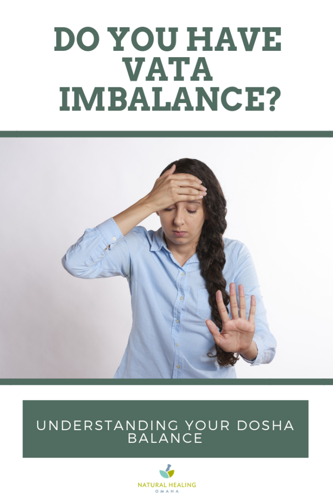 Do you vata imbalance