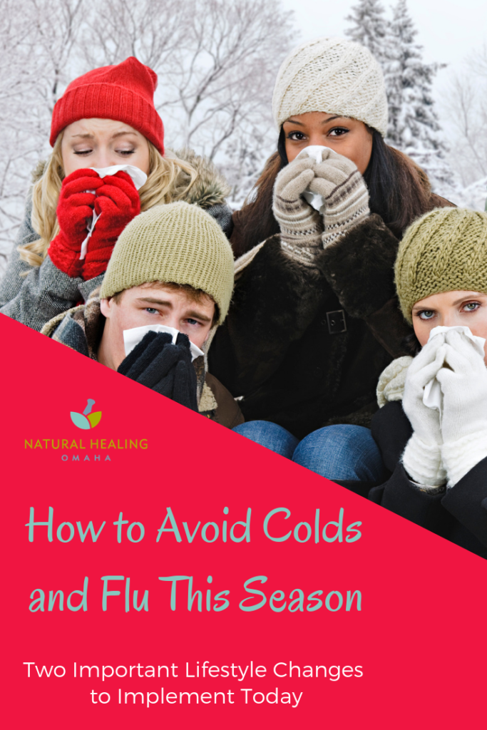 Avoid Colds and Flus