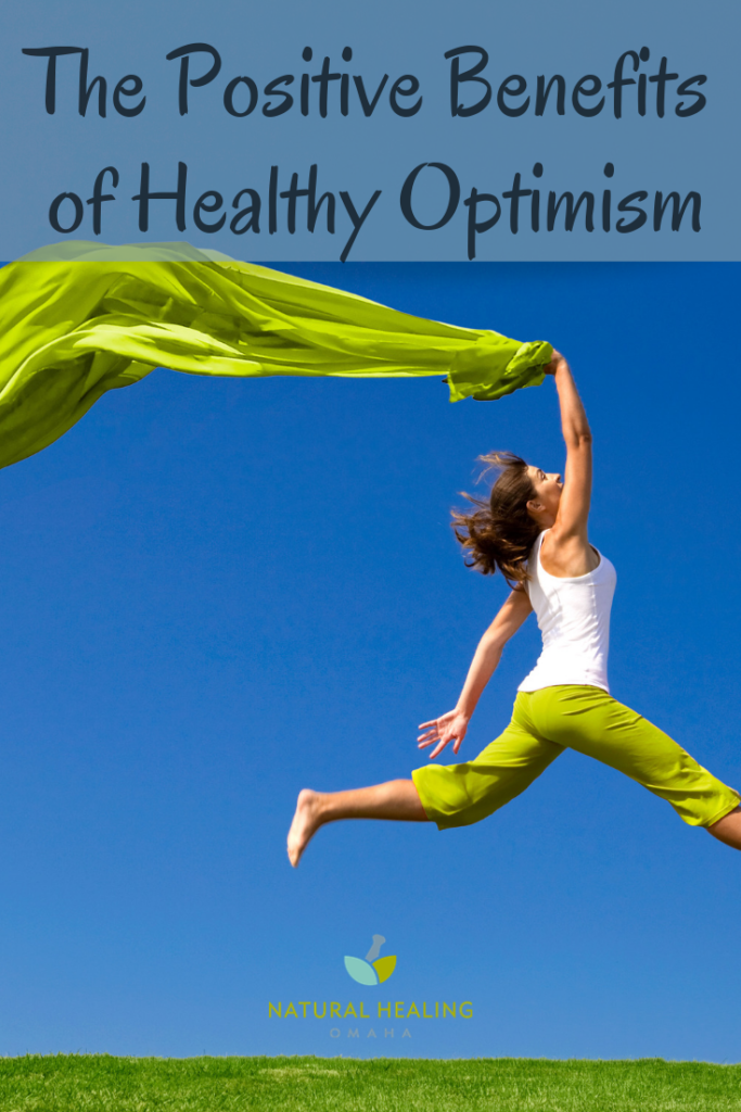 The positive benefits of healthy optimism