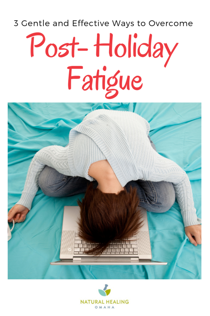 post-holiday fatigue pinterest